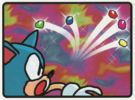 Sonic Blast manual emeralds