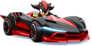 Sonic Racing Shadow