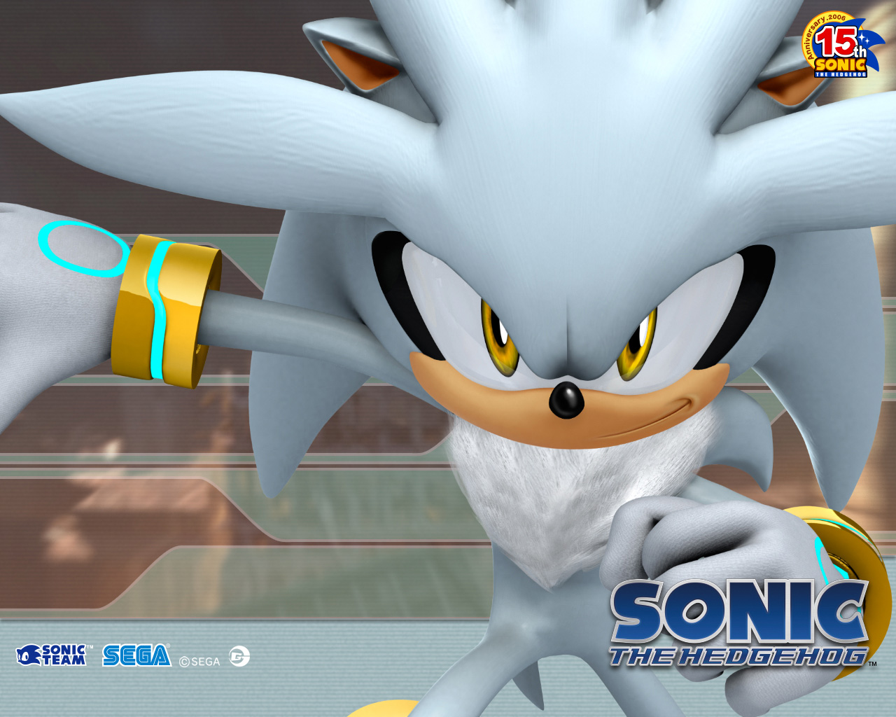 Sonic The Hedgehog Wallpaper 03