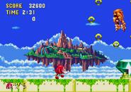 Super Mecha Sonic SSZ 31
