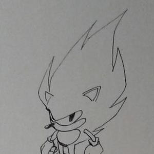 Super Sonic Gallery Sonic News Network Fandom