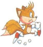 Early Tails