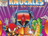 Archie Knuckles the Echidna Issue 8