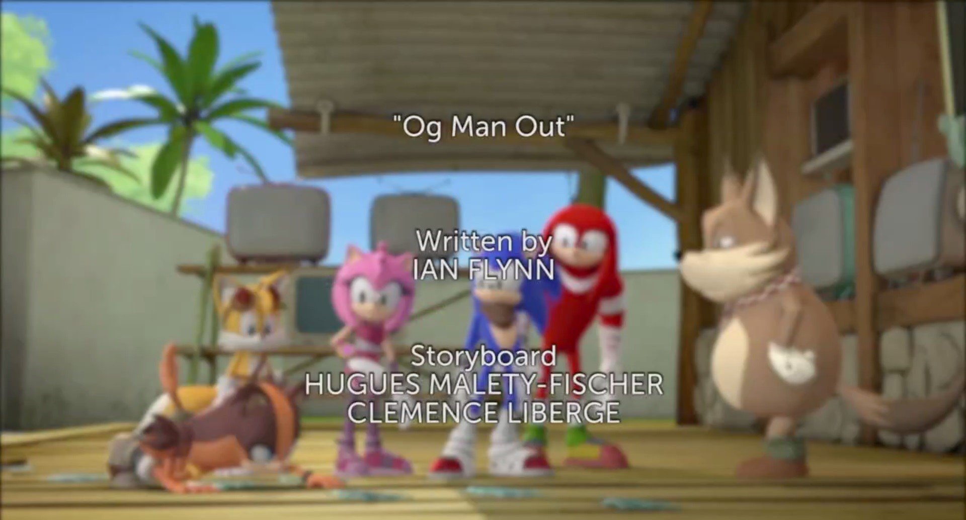 Og Man Out Title Card