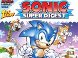 Archie Sonic Super Digest Issue 1