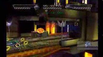 Shadow the Hedgehog Cosmic Fall (Dark Mission)