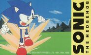 SonicOVA Phonecard Sonic