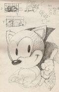 Sonic 2 Badnik koncept 34