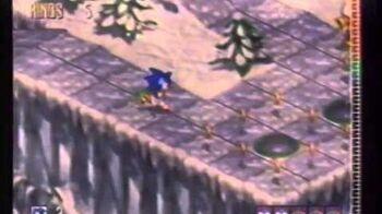 Sonic 3D Blast Trailer 1996
