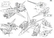 Sonic X concept art X Tornado
