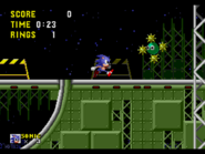 Sonic md starlight1