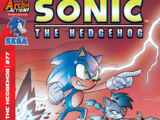 Archie Sonic the Hedgehog Issue 277