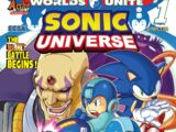 Sonic Universe Issue 76