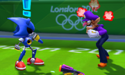 Mario Sonic London 3DS Story Mode 499