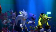Mario Sonic Olympic Winter Games Festival Mode Ending 07
