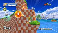 Mario Sonic Olympic Winter Games Gameplay 211