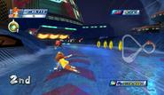 Mario Sonic Olympic Winter Games Gameplay 287