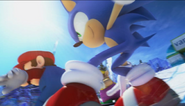 Mario Sonic Olympic Winter Games Opening 19