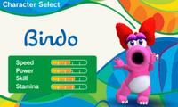 Mario Sonic Rio 3DS Stats 31