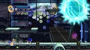 Metal Sonic i Eggmobile 3