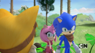 S2E25 Sonic and Amy 2