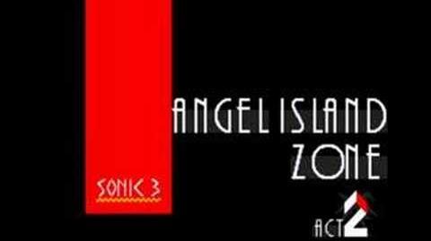 Sonic 3 Music Angel Island Zone Act 2
