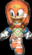 Sonic Adventure Tikal 3D
