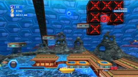Sonic Colors - Aquarium Park Act 5 HD
