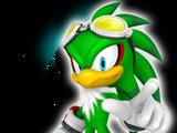 Jet the Hawk/Historia