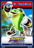 Sonic Free Riders karta 4