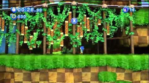 Sonic Generations Speed Glitch Tutorial