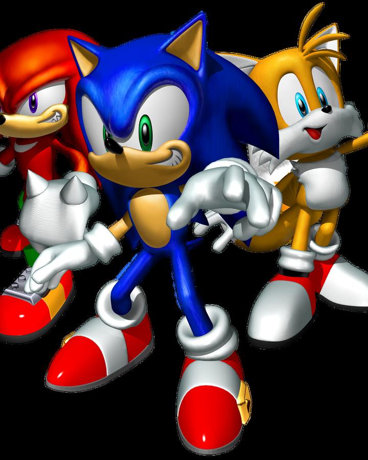Team Sonic Sonic News Network Fandom