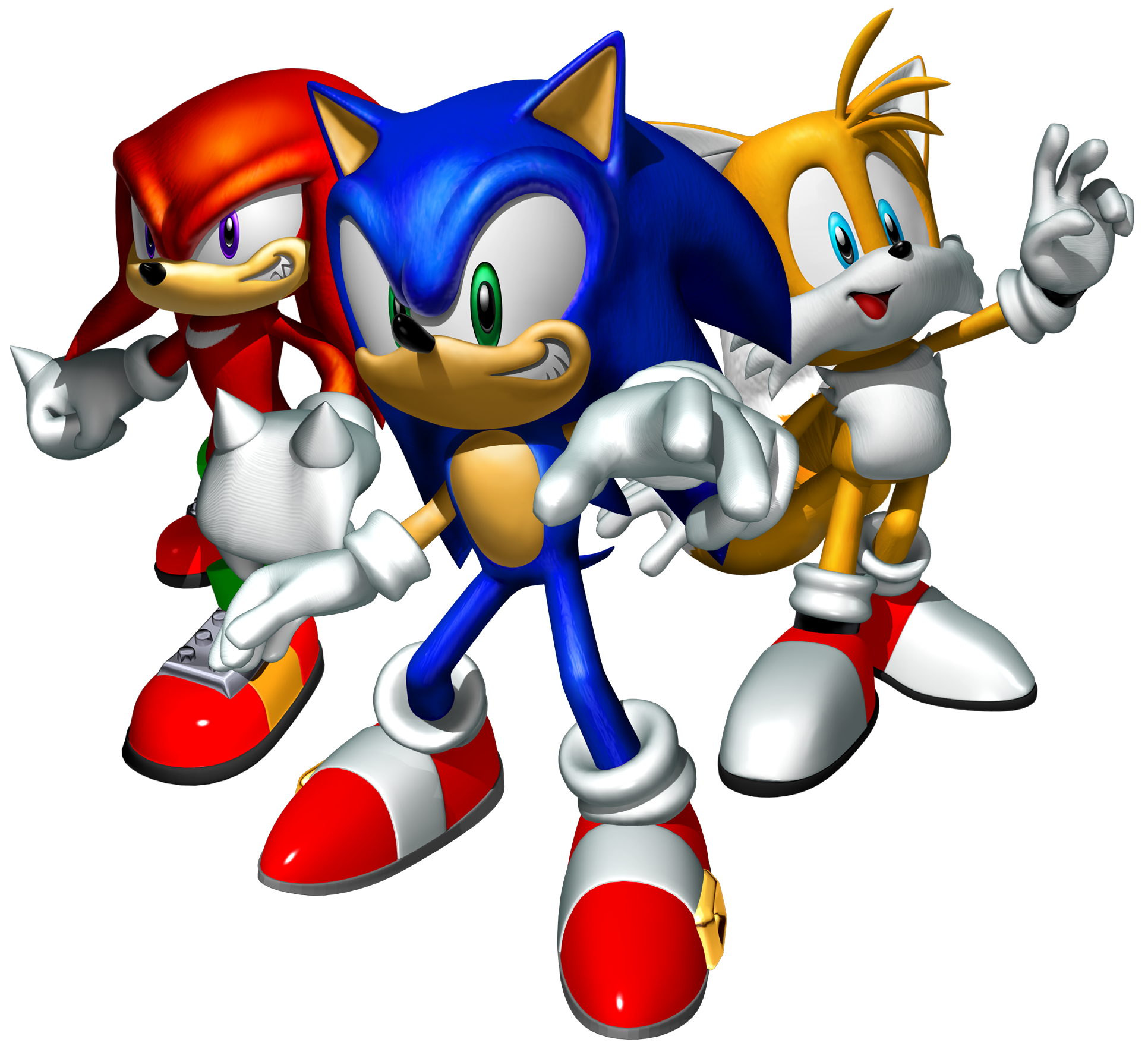 Team Sonic Sonic News Network Fandom
