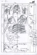 Sonic Riders storyboard 01