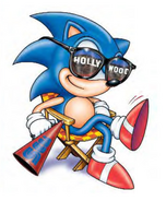 Sonic US Hollywood
