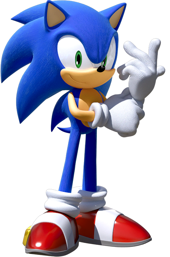 Sonic The Hedgehog Sonic News Network Fandom