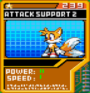 Attack Support 2