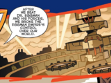 Eggman Empire Fortress (IDW)