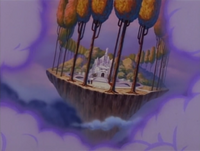 Floating Island (SatAM)