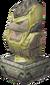 GoldStatueRender