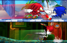 Knuckles fight