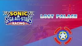 Lost Palace - Sonic & Sega All-Stars Racing