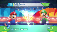 Mario & Sonic at the Rio 2016 Olympic Games - Table Tennis Competitors