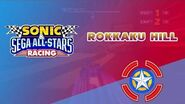 Rokkaku Hill - Sonic & Sega All-Stars Racing
