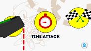 S22013 main menu TIME ATTACK