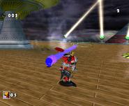 SA Gamma vs Sonic DX 3