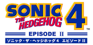 Sonic4ep2 JP logo