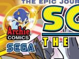 Archie Sonic the Hedgehog Issue 253