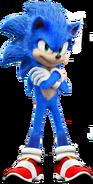 Sonic Film Sonic Artwork 18