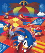 Sonic Labyrinth promo 2